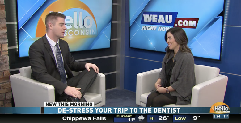 Three Tips to Make Your Child's Dentist Visit Easier – As Seen on WEAU 13 News