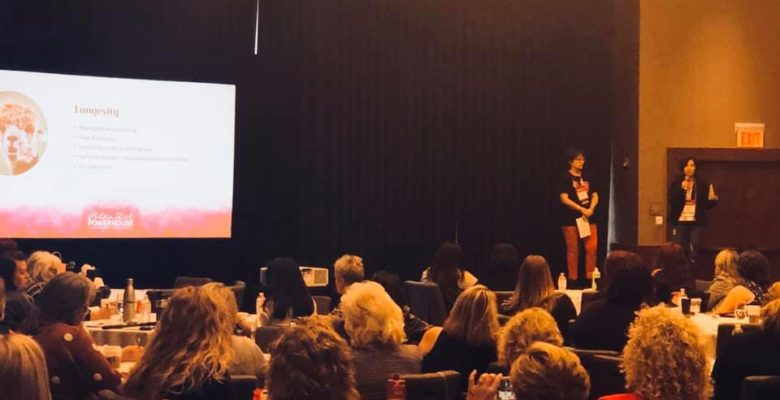 Jessica Martin Speaks at Polka Dot Powerhouse National Conference