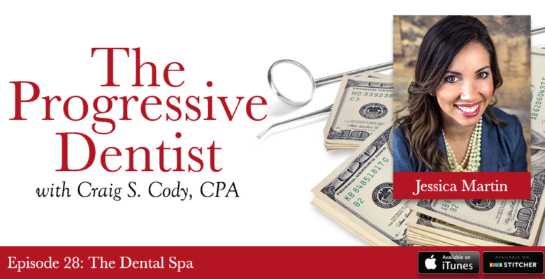 Jessica and Tony Martin Chat with Craig Cody on The Progressive Dentist Podcast